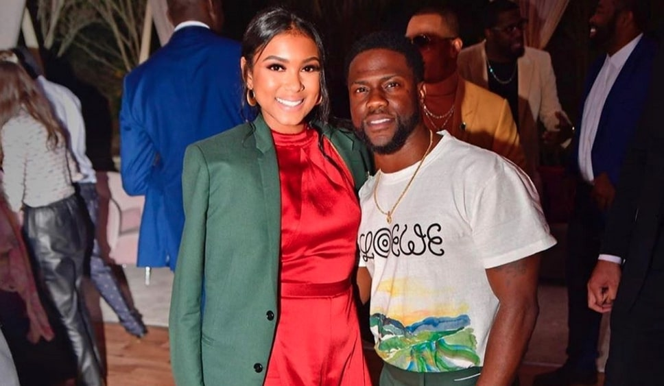 Kevin Hart and Eniko Parrish Are Ecstatic To Announce They Are Expecting Baby No. 2