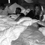 Pregnant Ciara and Hubby Russell Wilson Cozy Up In All-Night Slumber Party With Their Kids