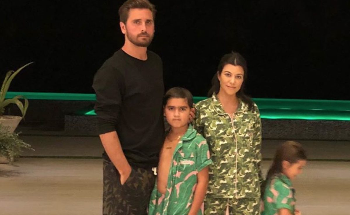 Kourtney Kardashian Forces Son Mason to Delete Instagram Account He Made Without Their Permission