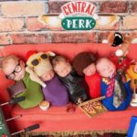 Photographer Pulls Off Epically Detailed 'Friends' Themed Newborn Photoshoot