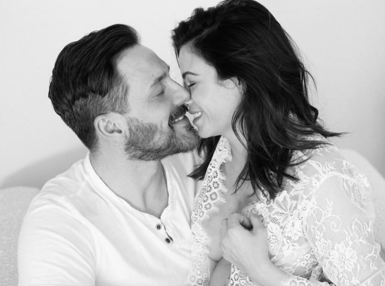 Jenna Dewan and Steve Kazee Officially Introduce 3-Week-Old Callum Michael Rebel Kazee