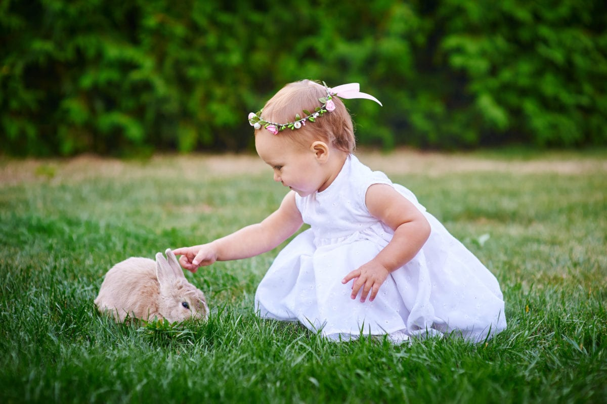 35 baby names for animal lovers