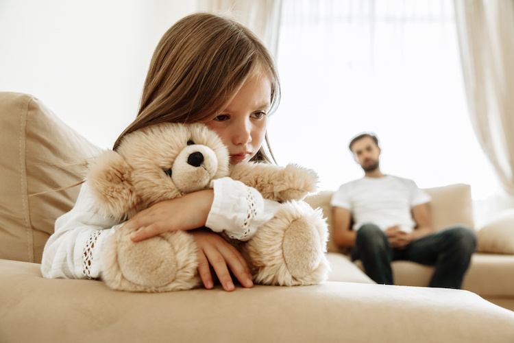 """my daughter's biological father suddenly wants to see her after 5 years of being absent: advice?   a mom writes in asking for advice about how to handle a situation with her daughter's biological father. she says the father of her 5-year-old has had zero involvement in their lives since the baby was just 8-months-old. now, the father claims he wants to be more involved and """"bond"""" with his daughter. this mom is distressed."""
