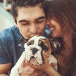 40 Percent of People Admit to Swiping Right on Dating Apps Just So They Could Meet A Dog