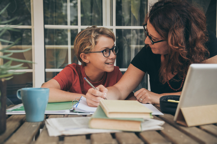 how can i best prepare my kindergarten-age child (and myself) for starting homeschool?