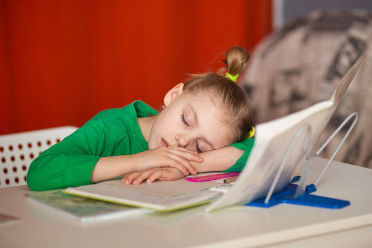 I'm Concerned My First-Grader Is Being Overburdened with School Work: How Much Is Too Much?