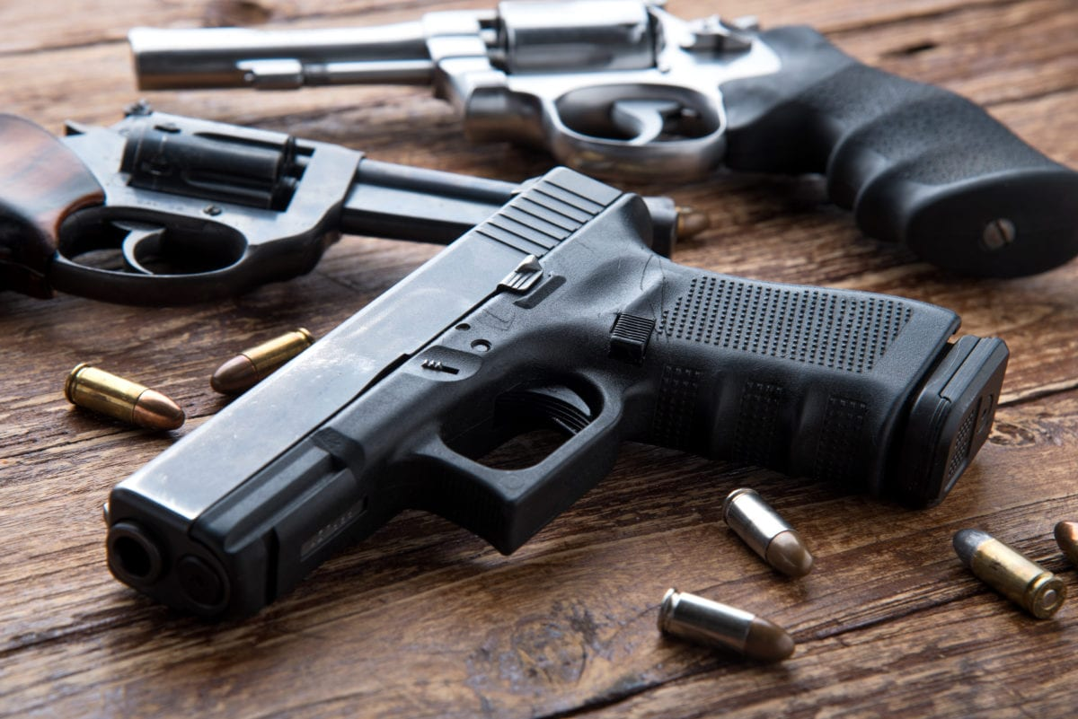 19-year-old who thought the gun she found while babysitting her nephew wasn't loaded accidentally shoots boy while taking selfies | parenting questions | mamas uncut shutterstock 644244382