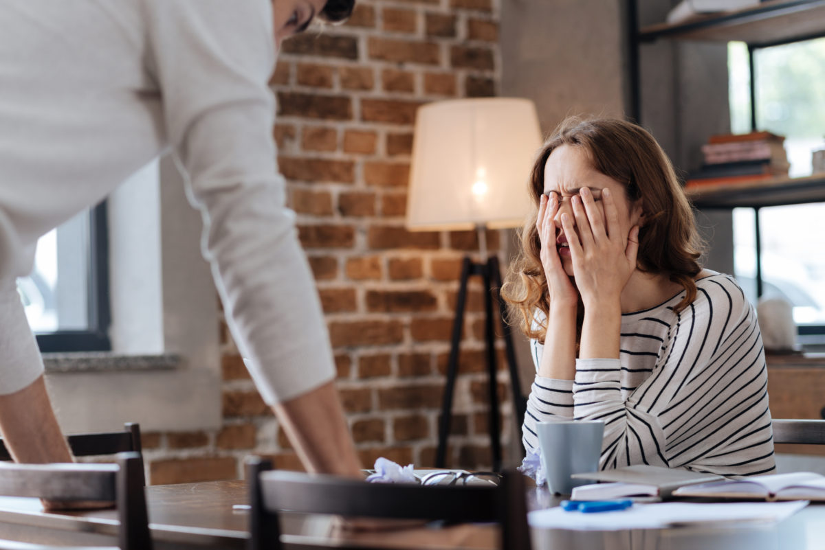 anonymous mom speaks to being isolated with emotionally abusive husband during divorce