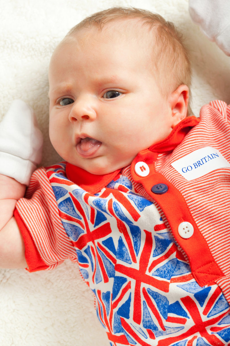 30 Very British and Royalty-Inspired Baby Names