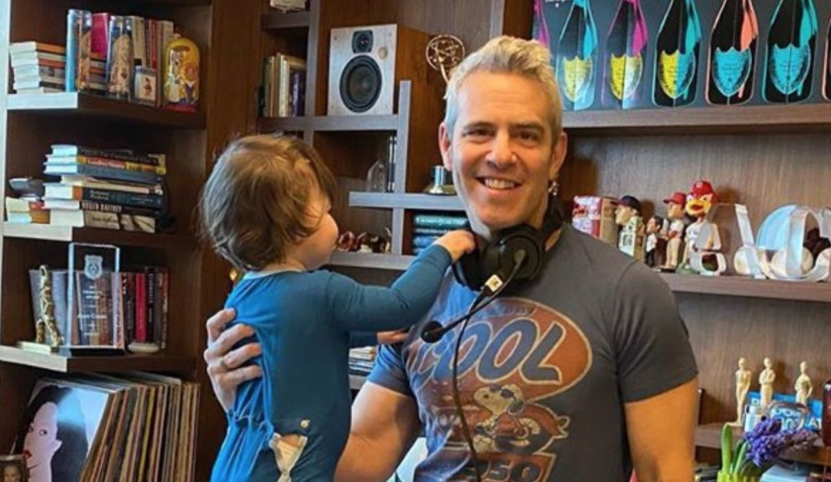 Andy Cohen Says He's Still Separated from His Son After the Dad of One Tested Positive for COVID-19