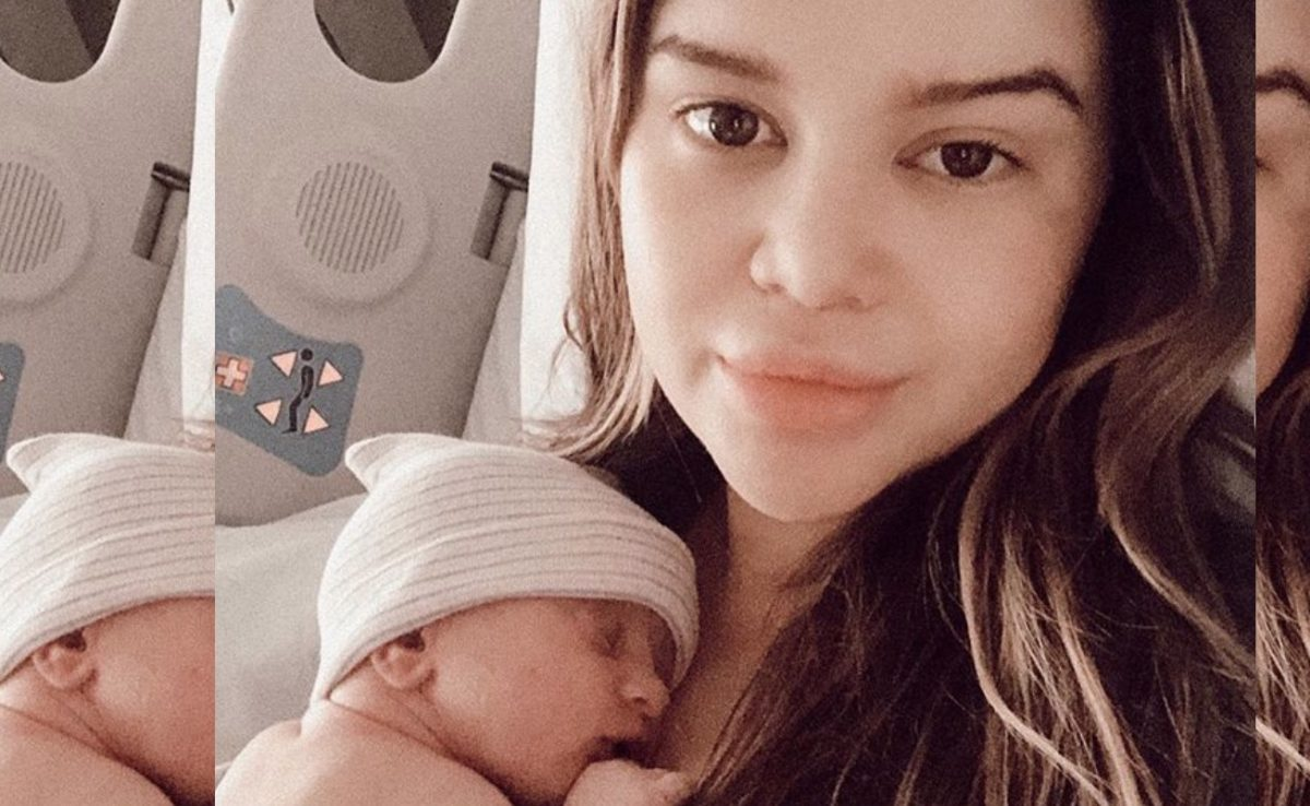 Country Music Star Maren Morris Reveals the Details of Her Son's Birth, Which Included 30 Hours of Labor and an Emergency C-Section