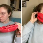 The CDC Recommends Everyone Wear Cloth Masks in Public, So Here's How to Make One Without Needing a Needle and Thread