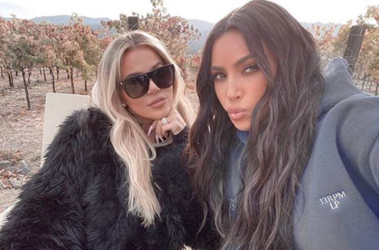 Khloé Kardashian Says Her Pregnancy Caused Her to Become 'So Close' with Sister Kim Kardashian