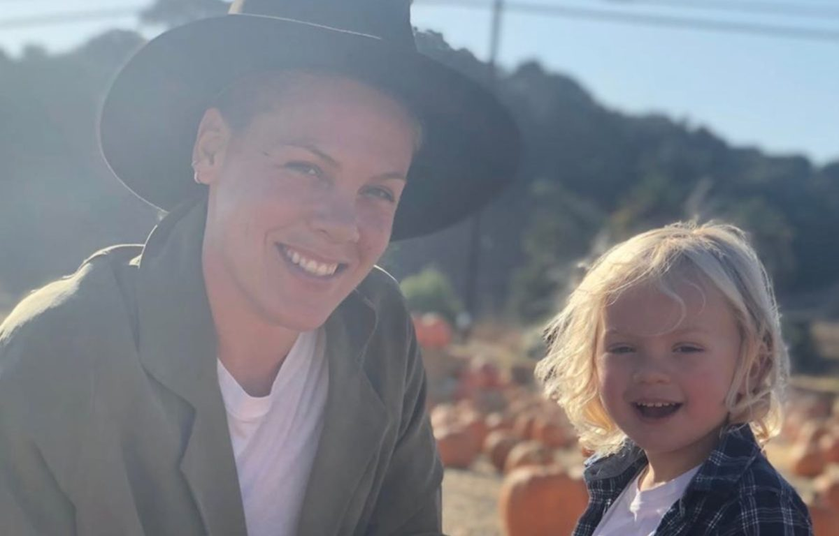 popstar pink reveals that she tested positive after she and her son started exhibiting covid-19 symptoms