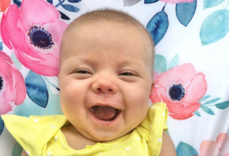 John & Abbie Duggar Commemorate 3 Months with Baby Grace, Share Sweet Photos