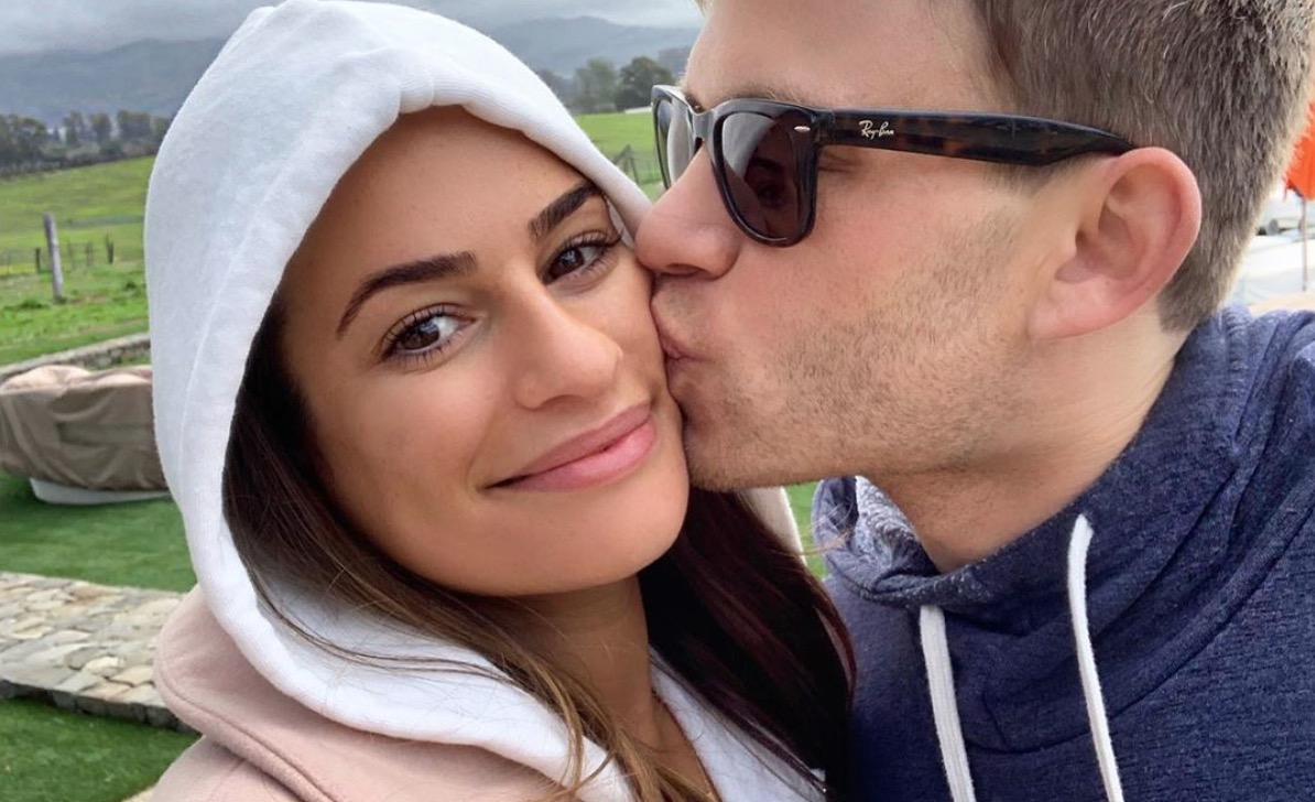 Former 'Glee' Star Lea Michele and Her Husband, Zandy Reich, Are Pregnant With Their First Child