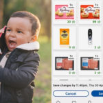 4-Year-Old Uses Mom's Phone to Place Delivery Order of $562 Worth of Snacks While She Sleeps