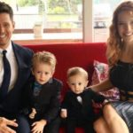 Michael Bublé's Adorable Son Makes Rare Appearance After Beating Cancer