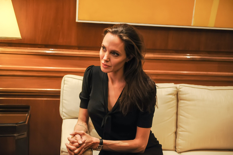 Angelina Jolie Pens Compelling Op-Ed About Child Abuse During the Coronavirus Health Crisis