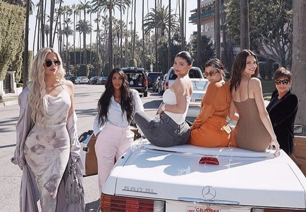 Keeping Up With The Kardashian's Continues To Shoot Season