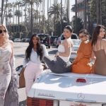 Keeping Up With The Kardashians Continues To Shoot Next Season With Hazmat Suits And Other Crazy Tactics