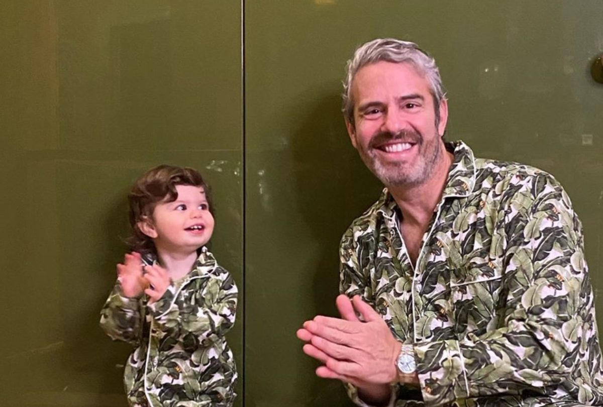 Andy Cohen's Nanny Left To Work For Anderson Cooper