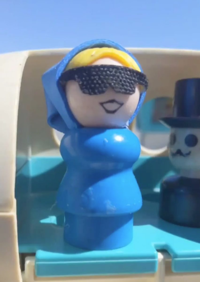 schitt's creek fan uses toys to create music video