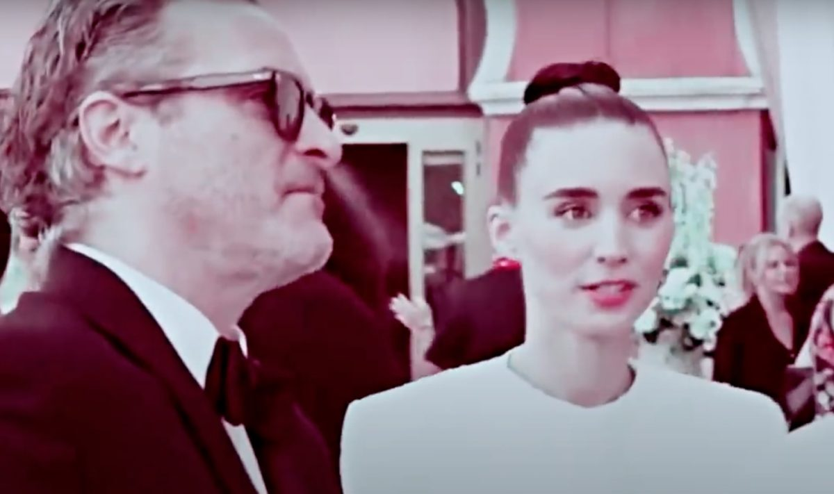 Rooney Mara Allegedly Pregnant With Joaquin Phoenix's Baby