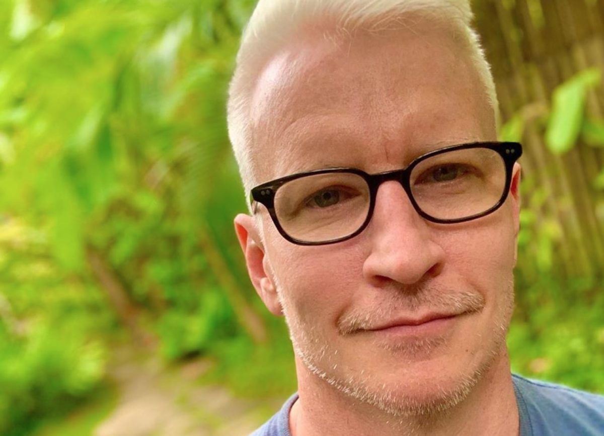Anderson Cooper Explains Why His Ex Will Help Raise His Son