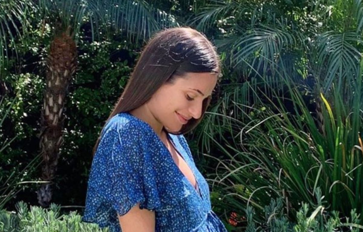 Lea Michele Share a Stunning Picture of her Baby Bump Days After 'a Source' Revealed Her Pregnancy News