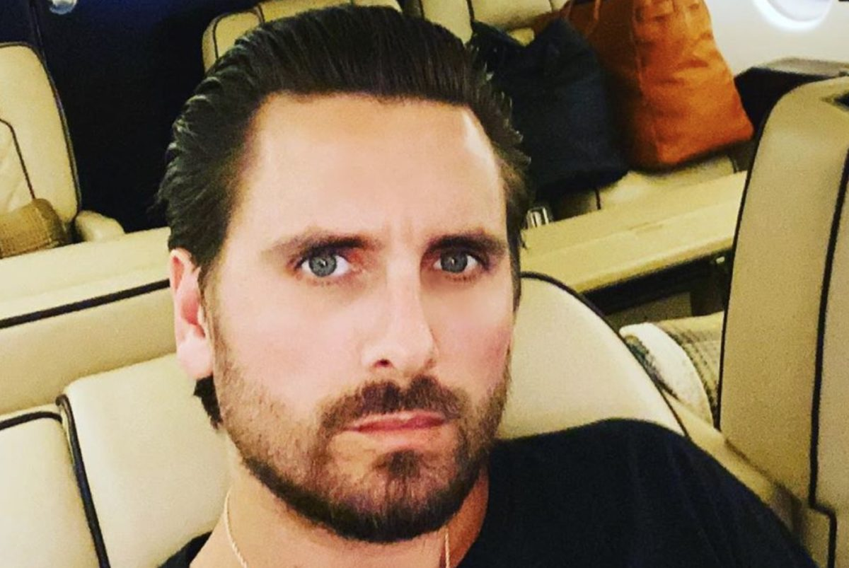 Scott Disick Leaves Rehab as Fast as He Entered It After Someone Inside the Center Took a Photo of Him During a Meeting and Leaked to the Public