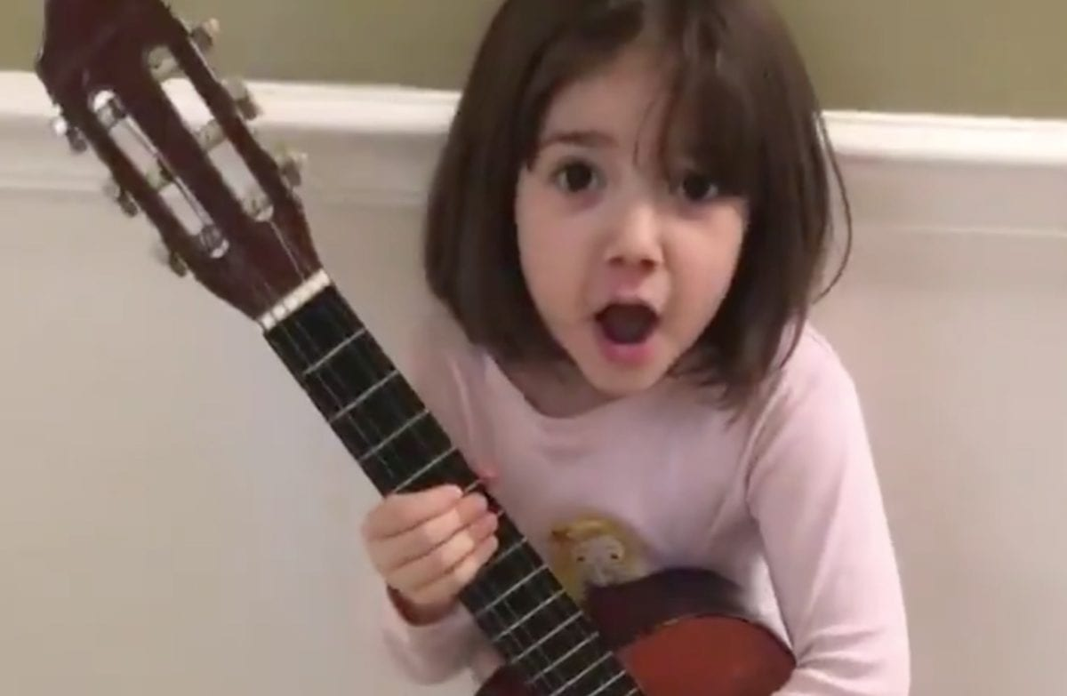 People Advocating for a Grammy Award After an 8-Year-Old's Original Song About Buttholes Goes Viral