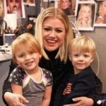Kelly Clarkson Discovers 4-Year-Old Son Has Speech Delay