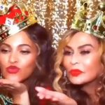 Beyonce and Her Mom Tina Knowles Share Mother's Day Messages to Each Other on Social Media, Tina Gets Family Together After They All Got Test for COVID-19