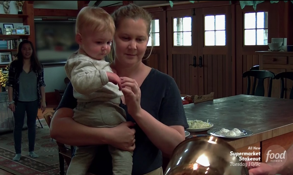 yes, amy schumer's quarantine cooking show is essential viewing