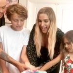 Ashlee Simpson-Ross Shares Video of Her Family of Four Learning the Gender of the Fifth Member of Their Family And Her Daughter Wasn't All That Sure at First