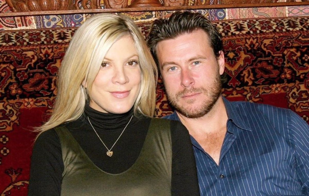 Tori Spelling Shares Touching Message to Her Husband of 14 Years Dean McDermott In Celebration of Their Wedding Anniversary