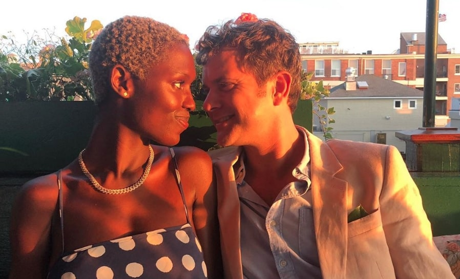 Joshua Jackson Pens Instagram Tribute To Jodie Turner-Smith