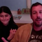 Adam Sandler's Rarely-Seen Daughter Crashes Interview to Talk About Dad's Ear Hair Trimming Accident