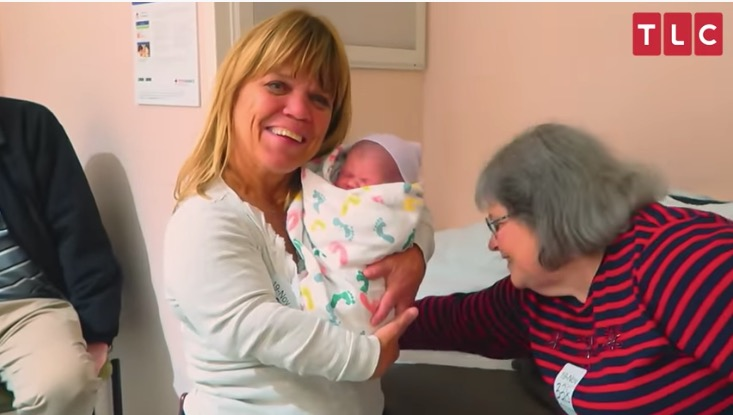 Tori Roloff Gives Birth & Amy Roloff Meets Baby Lilah for the First Time in Little People, Big World Finale