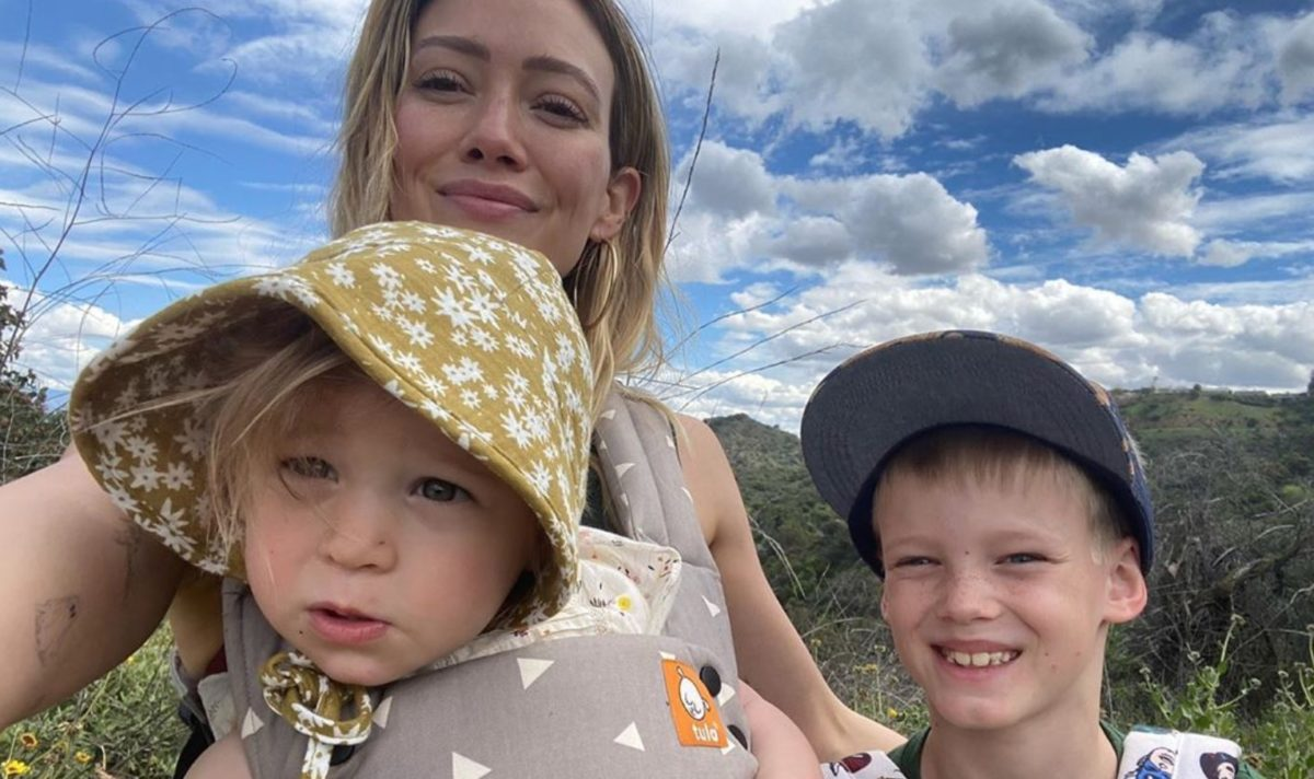 mom of two hilary duff slams 'slanderous' rumors after twitter users accused her of sex trafficking her own son