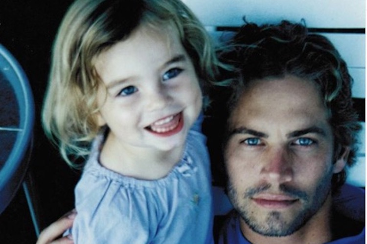 Paul Walker Daughter Meadow Shares Haunting Throwback