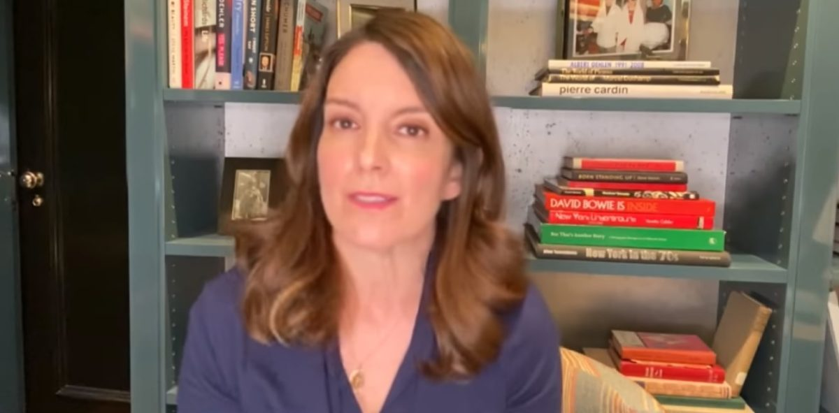 tina fey gives honest mother's day message on snl