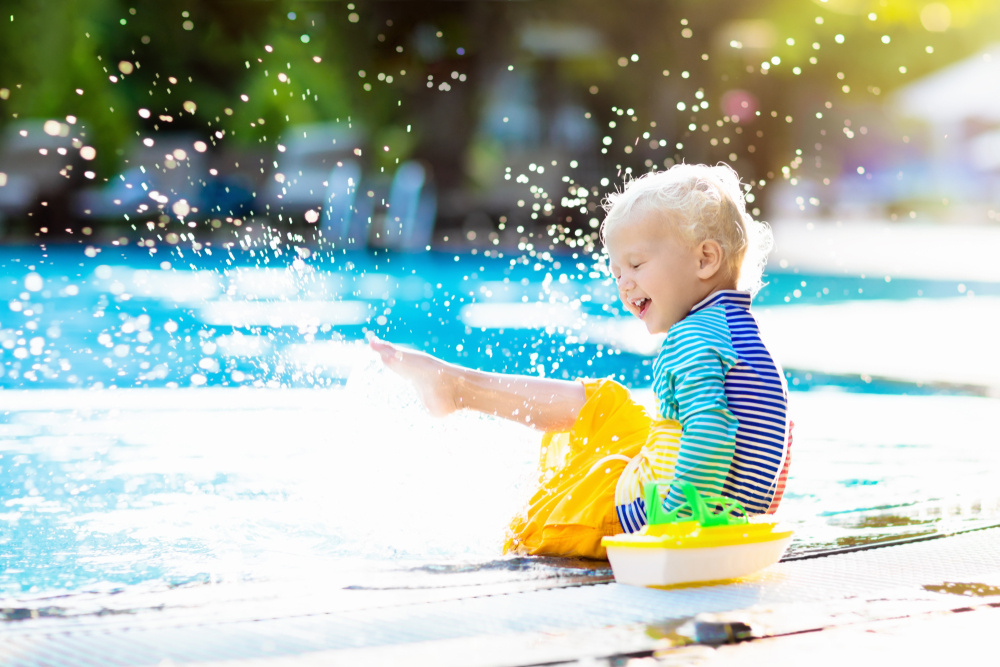 25 bright, sunny, summer-themed names for boys and girls