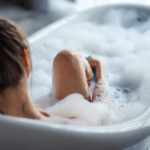 How Long Do I Have to Wait After a C-Section to Take a Bath?