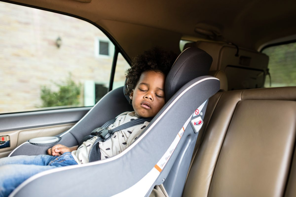 Toddler Locks Himself In Family Car, Found Unresponsive