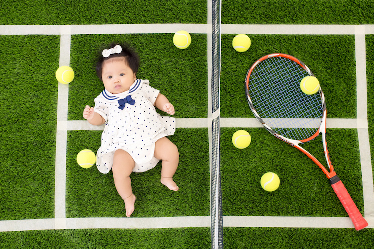 25 Baby Names Inspired by Sports That are Real Slam Dunks