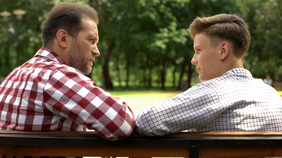 dad's breaks harsh relationship advice to son, admits regret over getting married