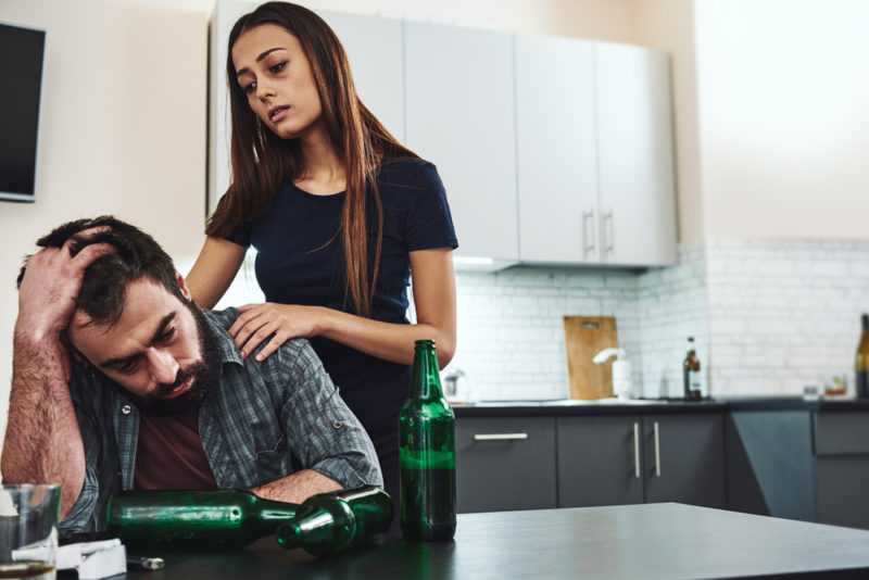 At This Point, I'm Pretty Sure My Husband Has Chosen His Alcohol Addiction Over Me: Advice?