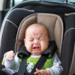 My 5-Month-Old Screams Every Time I Try to Put Him in the Car: Advice?